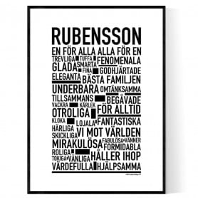 Rubensson Poster