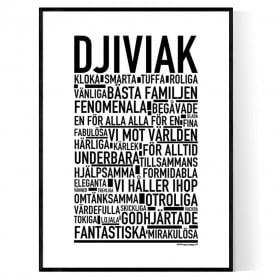 Djiviak Poster