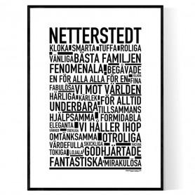 Netterstedt Poster