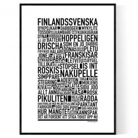 Finlandssvenska V2 Poster