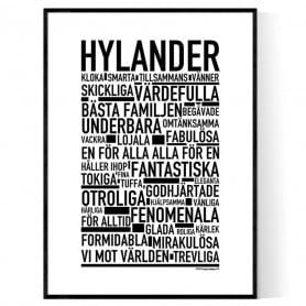 Hylander Poster