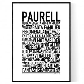 Paurell Poster