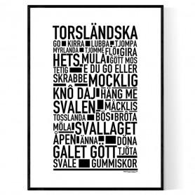 Torsländska Poster
