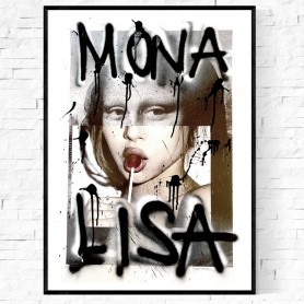 LOLLY LISA ORIGINALVERK 1/1
