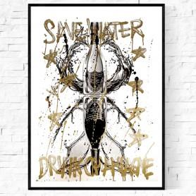 SAVE WATER ORIGINALVERK 1/1