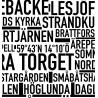 Filipstad Poster