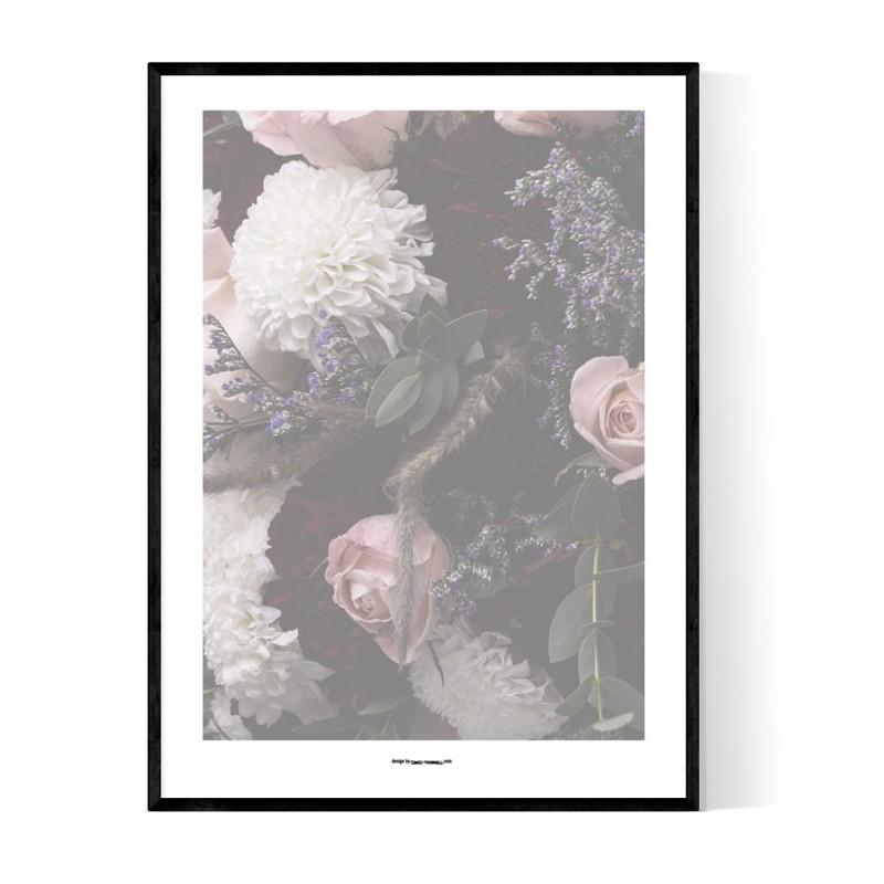 Magic Flowers Pink