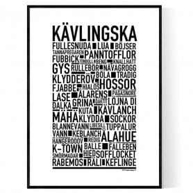 Kävlingska Poster
