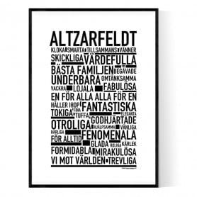 Altzarfeldt Poster