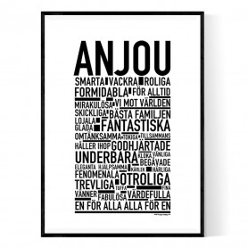Anjou Poster