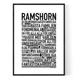 Ramshorn Poster