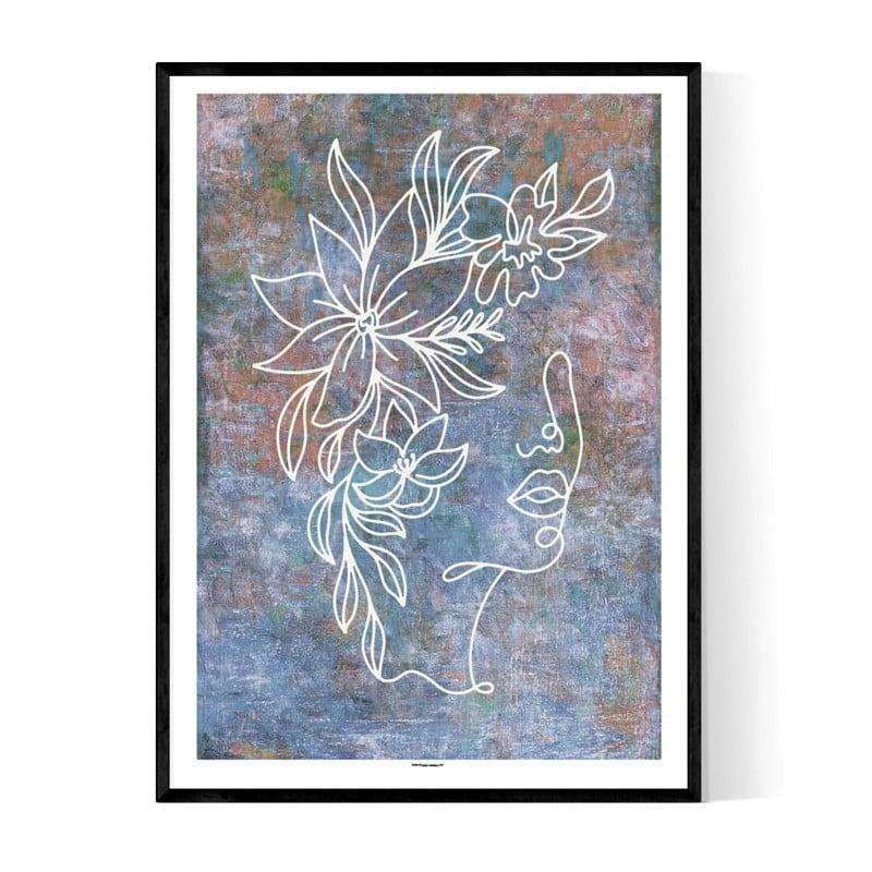 Pastel Flowerhead