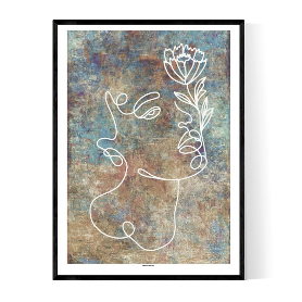 Pastel Rosehead
