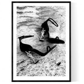 Classy Heels Poster