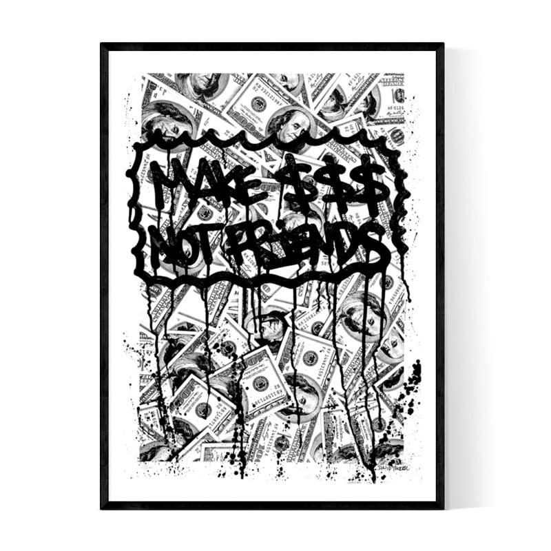 Make Dollars Poster