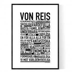 Von Reis Poster