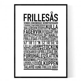 Frillesås Poster