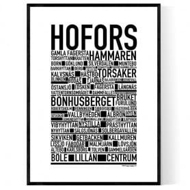 Hofors 2021 Poster