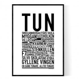Tun Poster