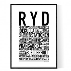 Ryd Poster
