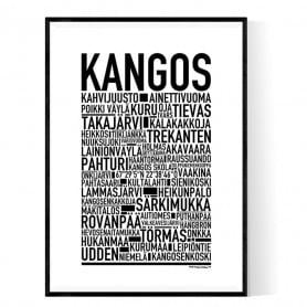 Kangos Poster