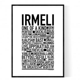 Irmeli Poster
