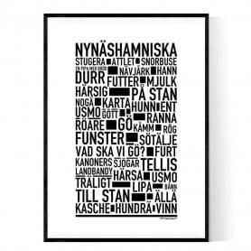 Nynäshamniska Poster