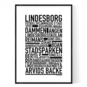 Lindesborg Poster