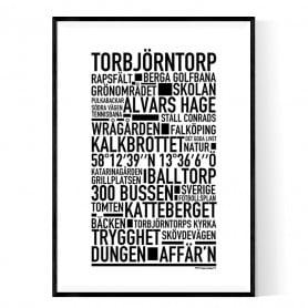 Torbjörntorp Poster