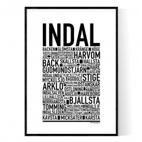 Indal Poster