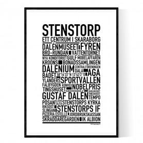 Stenstorp Poster