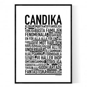 Candika Poster