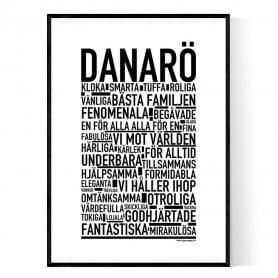 Danarö Poster