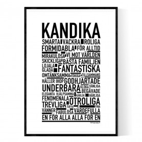 Kandika Poster