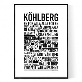 Kohlberg Poster