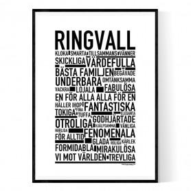 Ringvall Poster
