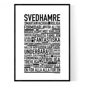 Svedhamre Poster