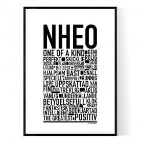Nheo Poster