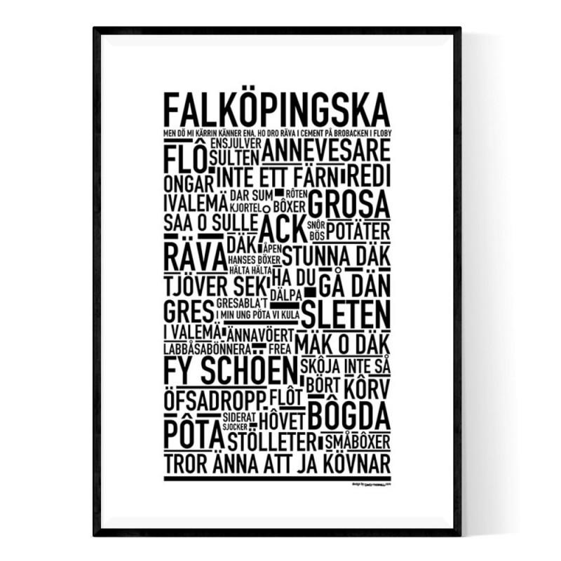 Falköpingska Poster