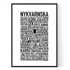 Nykvarnska Poster