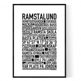 Ramstalund Poster