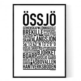 Össjö Poster