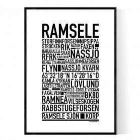 Ramsele Poster