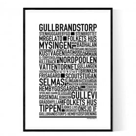 Gullbrandstorp Poster
