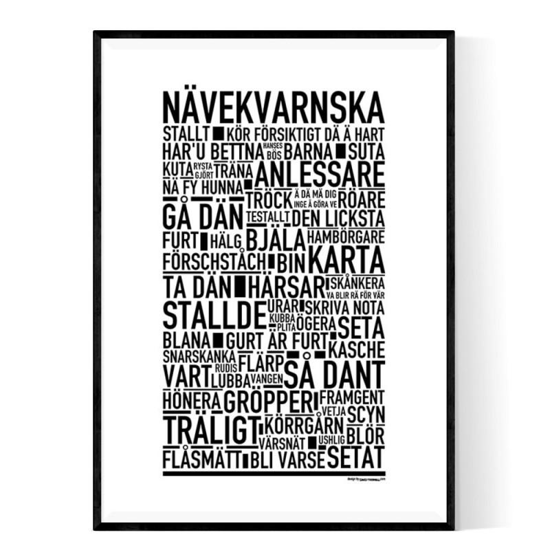 Nävekvarnska Poster