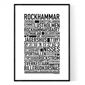 Rockhammar Poster