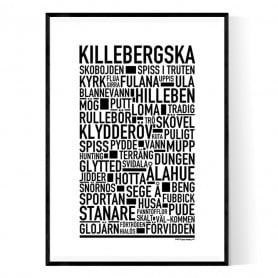 Killebergska Poster