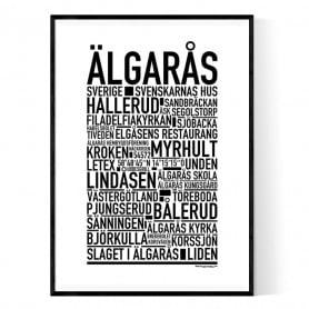 Älgarås Poster