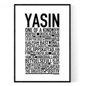 Yasin Poster