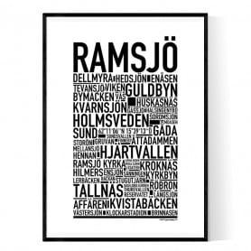 Ramsjö Poster